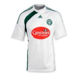 Plymouth Argyle FC Soccer Jersey Away 09/11 Adidas