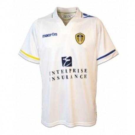 Leeds United FC Home Jersey 11/12-Macron
