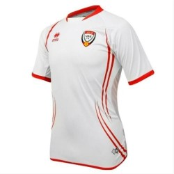 National Jersey United Arab Emirates UAE Home 2011/12 Errea