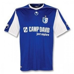 Magdeburg Football Jersey Home 10/11 Uhlsport