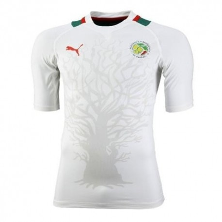 Senegal National Soccer Jersey Home 11/13 by Puma