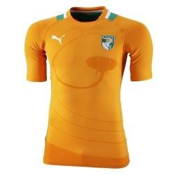 Ivory Coast Soccer Jersey 2011/13 Home-Puma