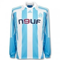 Olympique de Marseille away Shirt 07/08 Player Issue for race-Adidas
