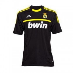 Real Madrid CF goalkeeper Jersey Away 2011/12-Adidas