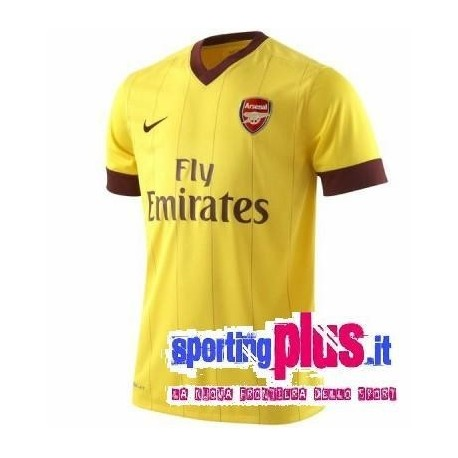 Arsenal Soccer Jersey 2010/11 Away by Nike