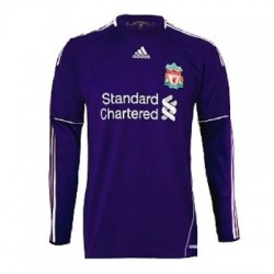 Liverpool Goalkeeper Jersey 10/11 Away Player Issue Techfit-Adidas