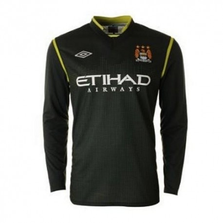 Manchester City Goalkeeper Jersey Home 11/12 by Umbro