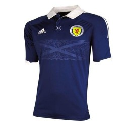 Scotland National Jersey Home/14 2012 by Adidas