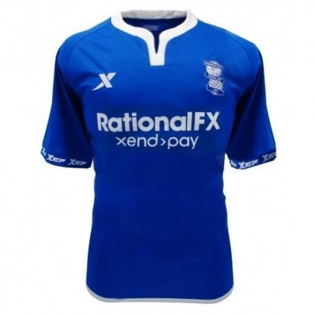 Birmingham City home Football shirt 2011/12 by Xtep