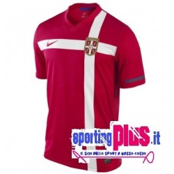 Serbia National Jersey 2010/12 Home-Nike