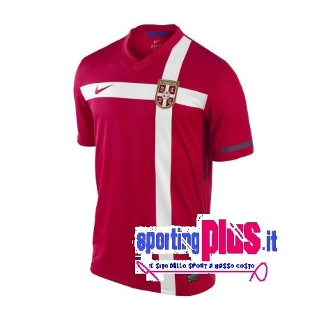 Serbien nationale Jersey 2010/12-Startseite-Nike