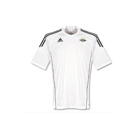 Rosenborg Soccer Jersey Fc 2011/12 Home by Adidas