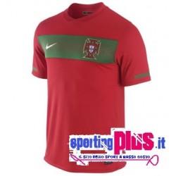 Portugal nationale Jersey 2010/12 von Nike
