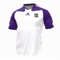 RSCA Anderlecht Jersey 2010/11 Home by Adidas