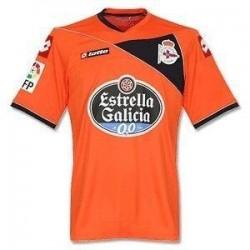 Football Jersey Deportivo la Coruna 2011/12 Away by Lot