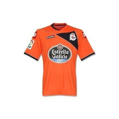 Football Jersey Deportivo la Coruna 2011/12 Away by Lot