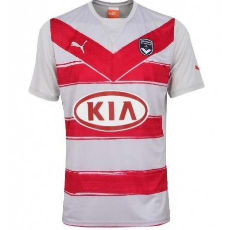 Bordeaux Football Jersey 2011/12 Away by Puma