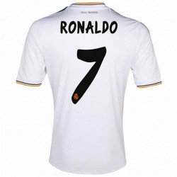 Real Madrid CF Home Jersey 2013/14 Ronaldo 7-Adidas