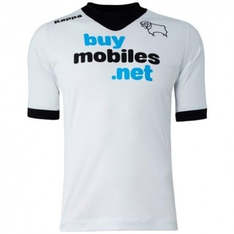 Derby County FC Soccer Jersey Home version 2012/13-Kappa