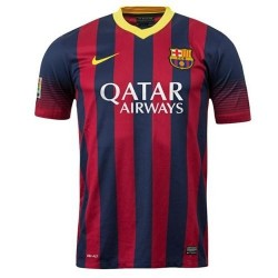 FC Barcelona Home Football Jersey 2013/14-Nike