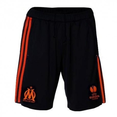 Womens workout shorts Olympique Marseille 2012/13-Europa League-Adidas