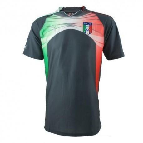 Italy National Goalkeeper Jersey 2011/12-Player Issue for race-Puma