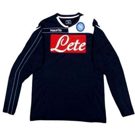 SSC Napoli training Sweatshirt 2011/12 Player Issue-Macron