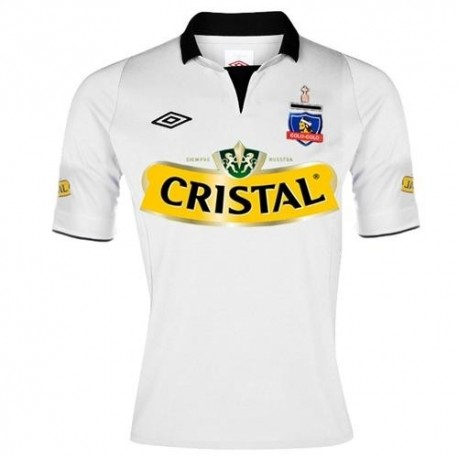 Soccer Jersey Home Colo Colo Umbro-2013-NEW