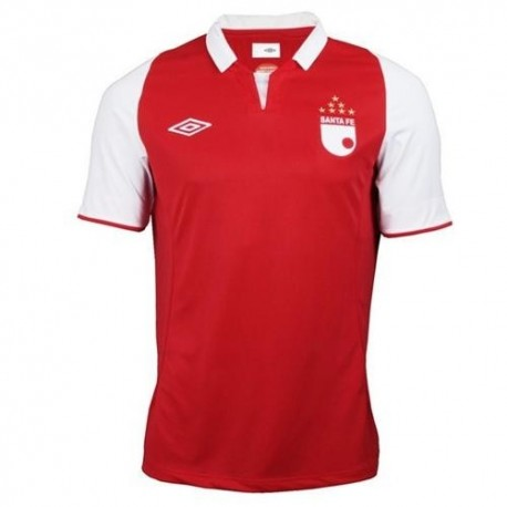 Independiente Santa Fe Football Jersey Home Umbro - 2013