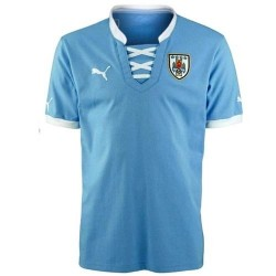 National Uruguay Home Jersey 2013/14-Puma