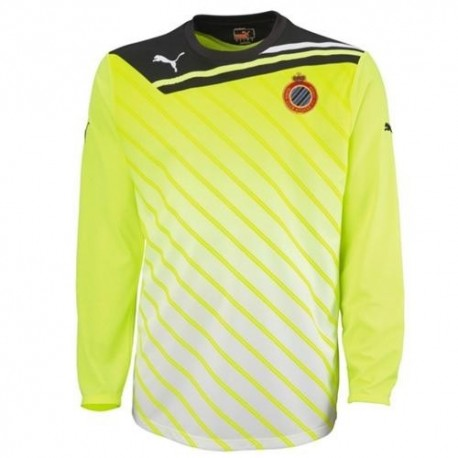 Goalkeeper Jersey Club Brugge (Bruges) 2011/12 Player Issue for race-Puma