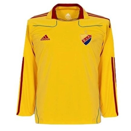 Soccer Jersey Away 2010/Djurgardens long sleeve 12-Adidas