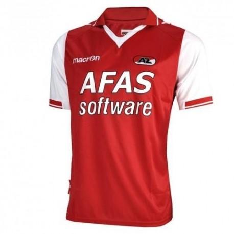 Az Alkmaar Football Jersey 2012/13 Home-Macron