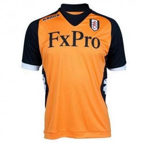 Fulham FC Soccer Jersey Away 2012/13-Kappa