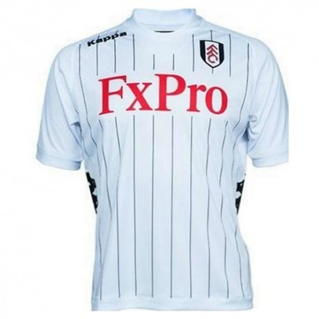 Fulham FC Soccer Jersey Home 201213 - Kappa