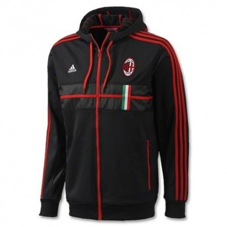 Representative jacket pre-race 2012/14 AC Milan-Adidas