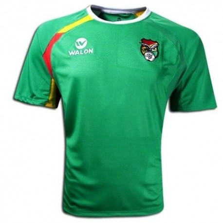 Bolivia National Soccer Jersey Home 2011/12-Walon