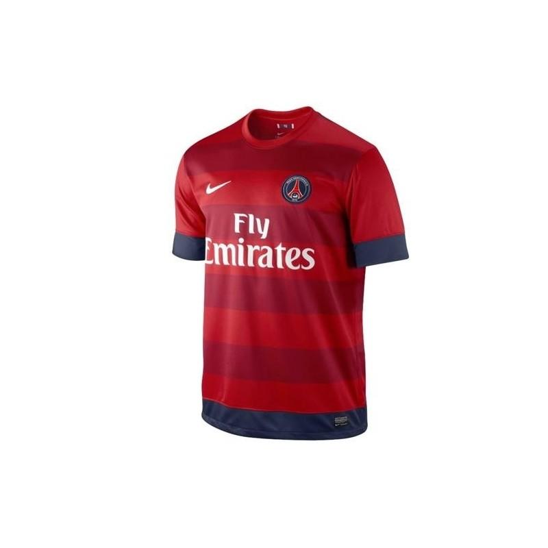 Paris Saint Germain Soccer Jersey PSG Away 2012/13 Nike ...