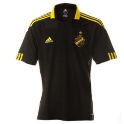 AIK Stockholm football Home shirt 2010/12-Adidas