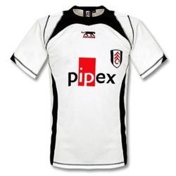 Fulham Football shirt 2006/07 Home-Airness