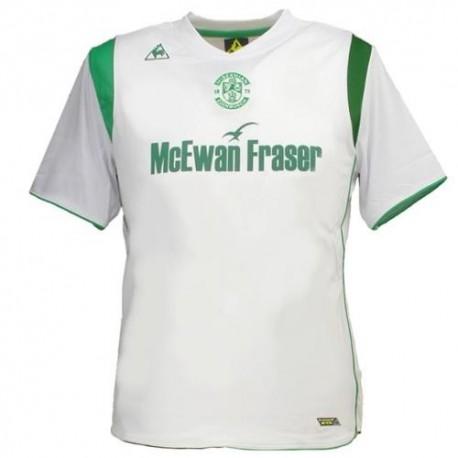 Hibernian Edinburgh Away shirt 2009/10-Le Coq Sportif