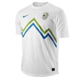 Slovenia National Soccer Jersey Home 2012/13-Nike