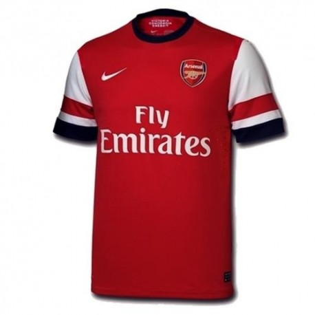 Arsenal FC Home shirt/14 2012 Player Issue Nike authentic race-