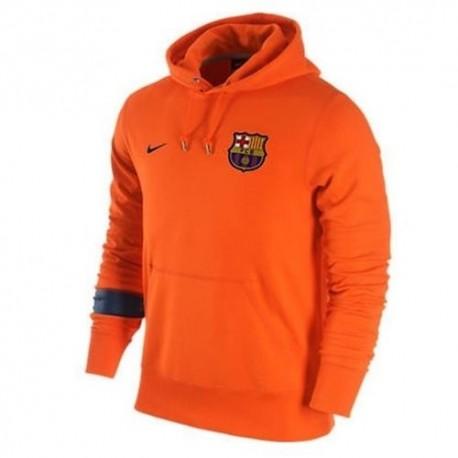 FC Barcelona Hoodie presentation 2012/13 Nike-Orange