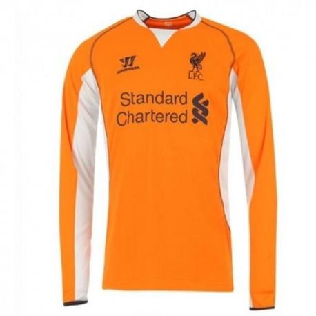 Liverpool Fc goalkeeper Jersey Third 2012/2013-Warrior