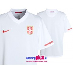 National Soccer Jersey away 2010/12 Serbia by Nike World Cup