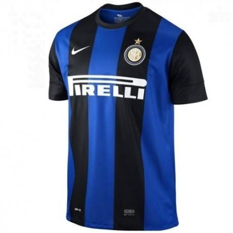 Football Soccer Jersey FC Internazionale (Inter) 2012/13 Home Nike