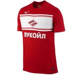 Spartak Moscow Home Jersey 2012/13 Nike