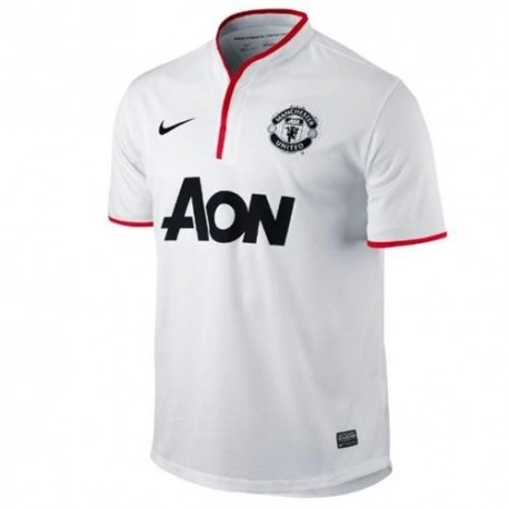 Manchester United Soccer Jersey Away 2012/13-Nike
