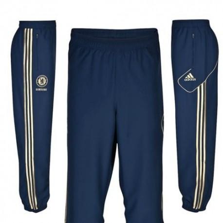 Chelsea FC presentation pants Adidas 2012/2013 - blue